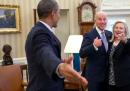 Hillary Clinton ha dato il suo endorsement a Joe Biden per le presidenziali americane