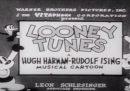 Il primo cartone dei Looney Tunes, 90 anni fa