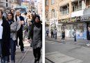 Le foto delle strade piene di persone non dicono sempre la verità