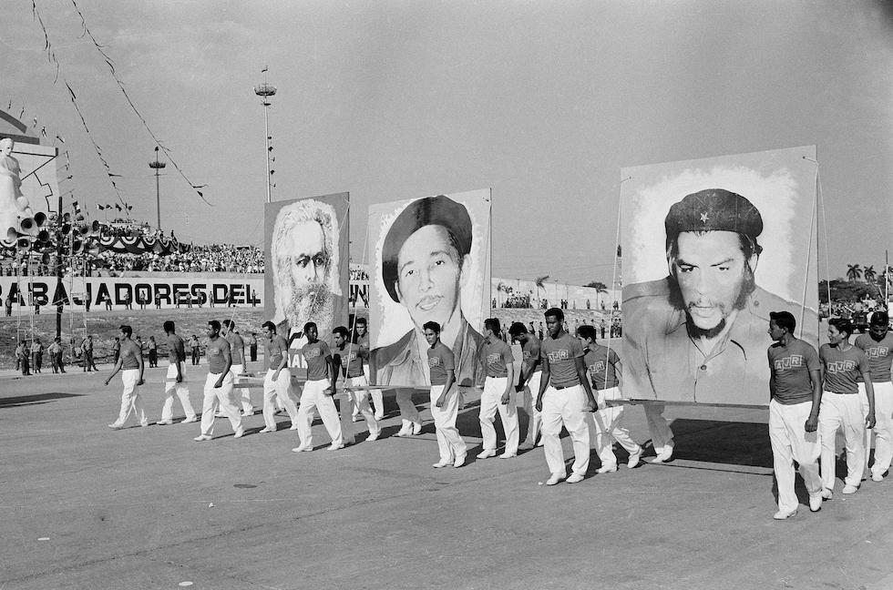 1 maggio 1961, Cuba