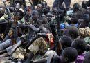 Centinaia di persone sono state uccise nel corso di scontri etnici nel Sud Sudan
