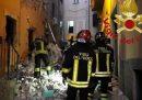 C'è stata un'esplosione in una palazzina a Marino, vicino a Roma, e c'è almeno un disperso