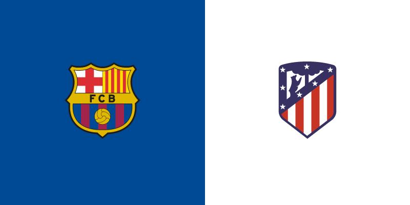 Liga: Barcellona-Atletico Madrid
