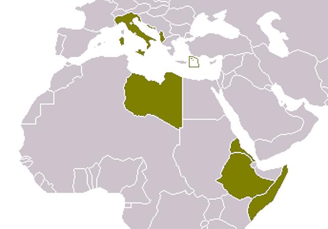 Cartina Politica Africa In Italiano.Breve Storia Del Colonialismo Italiano Il Post
