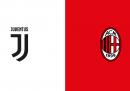 Juventus-Milan di Coppa Italia in diretta TV e in streaming