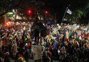 Le manifestazioni negli Stati Uniti hanno ripreso forza