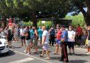 Ad Amantea, in provincia di Cosenza, c'è stata una protesta contro l'accoglienza di 13 migranti positivi al coronavirus