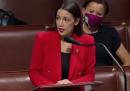 La risposta di Alexandria Ocasio-Cortez a un deputato che l'aveva insultata