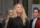 Amber Heard alla fine del processo contro il Sun per la denuncia di Johnny Depp