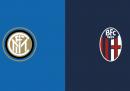 Inter-Bologna, dove vederla in TV e in streaming