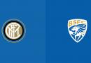 Inter-Brescia in diretta TV e in streaming