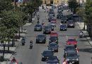 I semafori di Beirut sono spenti