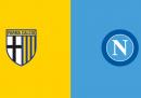 Parma-Napoli in TV e in streaming