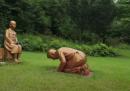 Questa statua sta facendo arrabbiare il Giappone
