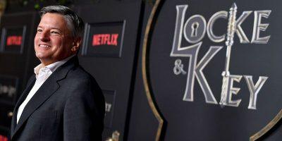Ted Sarandos, capo dei contenuti di Netflix, è stato nominato co-CEO dell'azienda