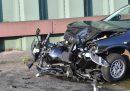 Le autorità tedesche stanno trattando gli incidenti stradali di martedì sera sull'autostrada di Berlino come un attentato terroristico
