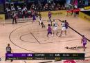 Il canestro all'ultimo secondo di Devin Booker in Clippers-Suns
