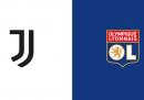 Juventus-Lione in diretta TV e in streaming