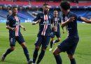 La prima finalista di Champions League è il Paris Saint-Germain