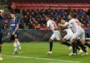 Il Siviglia ha battuto l'Inter nella finale di Europa League