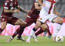 Genoa-Torino della terza giornata di Serie A è stata rinviata
