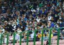 Da domenica gli stadi di Serie A potranno ospitare fino a mille spettatori
