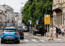 Dal 15 ottobre l'Area B di Milano tornerà a essere zona a traffico limitato