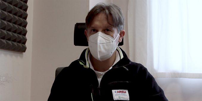 Intervista al responsabile della sala operativa del 118 di Como