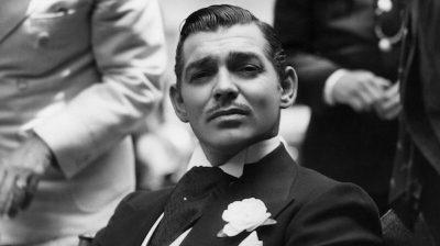 """Clark Gable, """"francamente me ne infischio"""""""