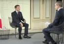 Macron sull'Islam e la libertà di espressione