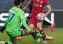 L'Atalanta ha perso 5-0 contro il Liverpool in Champions League