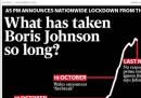 «What has taken Boris Johnson so long?»