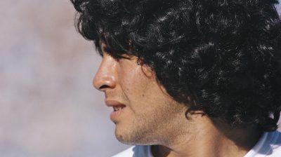 Maradona, cantato