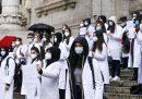 La protesta dei medici specializzandi non è finita