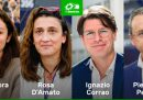 I quattro europarlamentari che avevano lasciato il Movimento 5 Stelle sono entrati nel gruppo dei Verdi