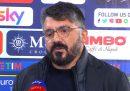 L'allenatore del Napoli Gennaro Gattuso ha detto di avere la miastenia oculare