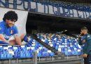 Il comune di Napoli ha intitolato ufficialmente lo stadio San Paolo a Diego Armando Maradona