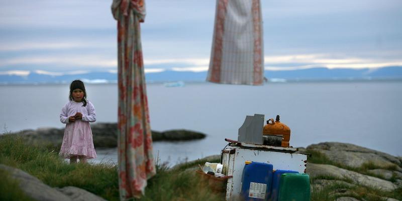 La Danimarca si è scusata con i bambini inuit che portò via dalla Groenlandia