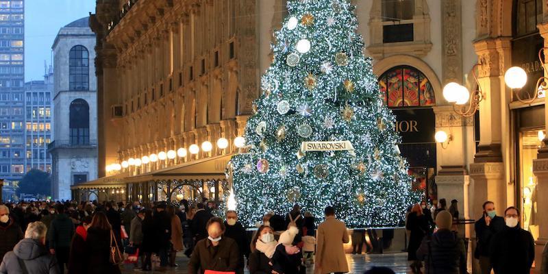 Cosa dice il decreto sugli spostamenti a Natale