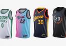 Le nuove maglie della NBA raccontano sempre qualcosa