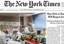 Com'è fotografare per il New York Times