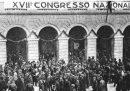 La scissione da cui nacque il Partito Comunista