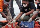L'incidente aereo in Indonesia