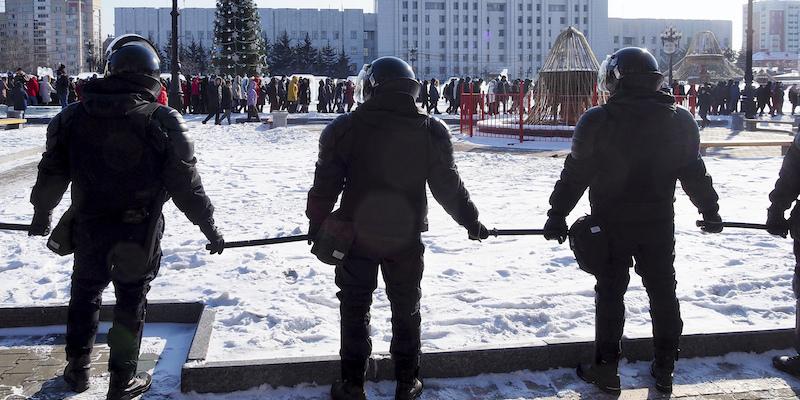 Le enormi proteste in Russia contro Putin - Il Post