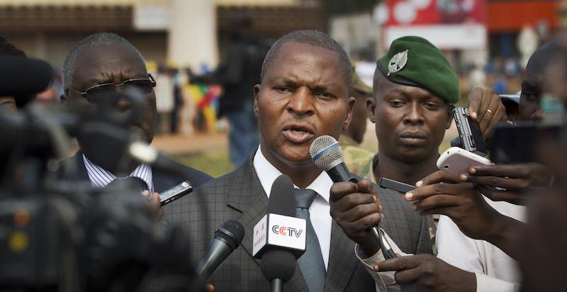 Faustin-Archange Touadéra è stato rieletto presidente della Repubblica  Centrafricana - Il Post