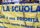 In Campania l'insegnamento in presenza per le scuole medie potrà riprendere dal 25 gennaio, e per le scuole superiori dal primo febbraio