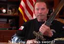 Il discorso di Arnold Schwarzenegger sull'assalto al Campidoglio e su Donald Trump