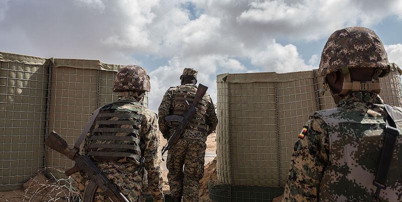 L'esercito ugandese ha detto di avere ucciso 189 militanti del gruppo terrorista al Shabaab in Somalia - Il Post