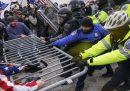 Perché la polizia non ha fermato l'invasione del Congresso?