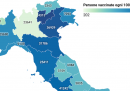 La situazione dei vaccini in Italia, in tempo reale